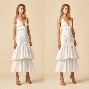 Free People Acler Lacruise Dress